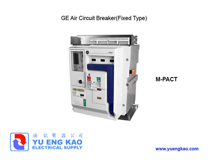 M pact fixed type ge products yu eng kao for Motor operated circuit breaker