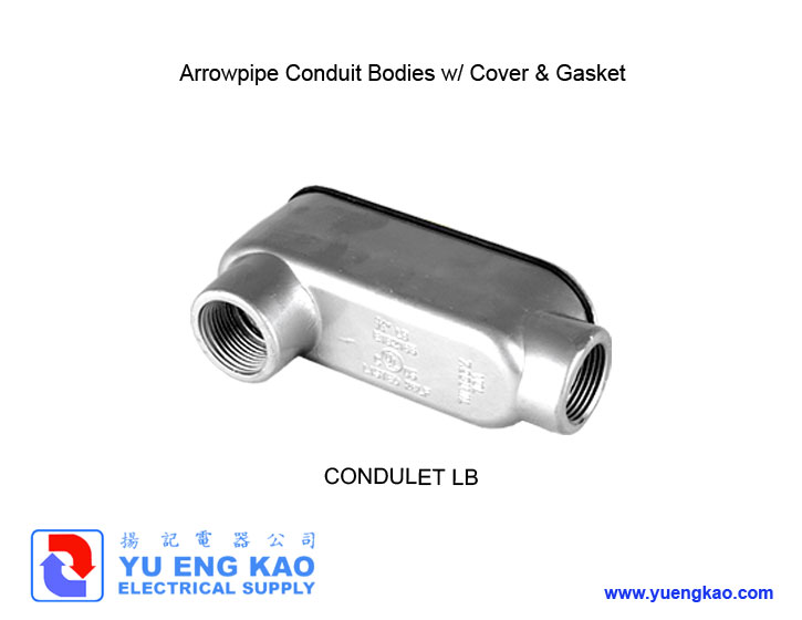 Condulet Lb Arrowpipe Products Yu Eng Kao